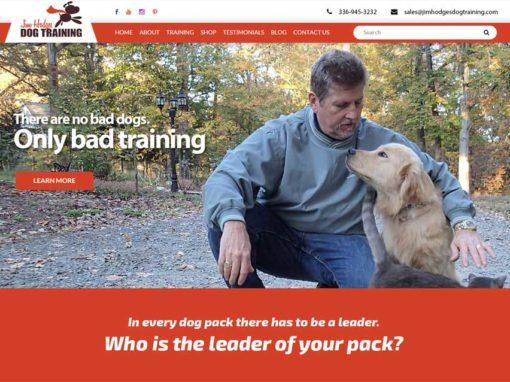 Jim Hodges Dog Training